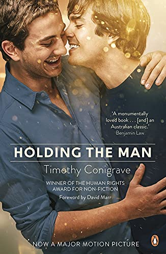 9780143009498: Holding the Man
