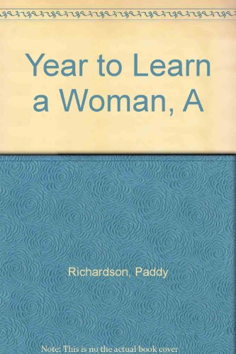 9780143010029: Year to Learn a Woman, A