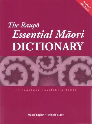 9780143010258: The Raupo Essential Maori Dictionary: Maori-English and English-Maori