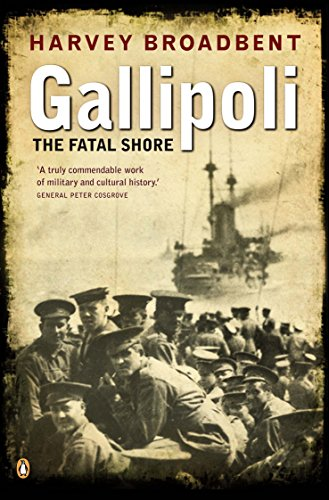 9780143011330: Gallipoli: The Fatal Shore