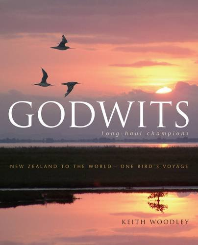 9780143011934: Godwits: New Zealand to the World - One Bird's Voyage