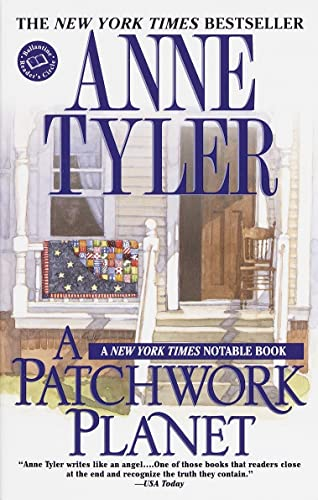 A Patchwork Planet: Tyler, Anne