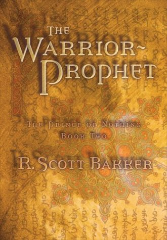 9780143015338: The Warrior-Prophet: The Prince of Nothing - Book Two