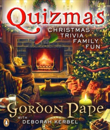 9780143016168: Quizmas: Christmas Trivia Family Fun