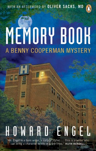 [signed] Memory Book: A Benny Cooperman Mystery