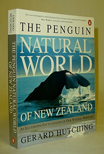 9780143019251: The Penguin Natural World of New Zealand