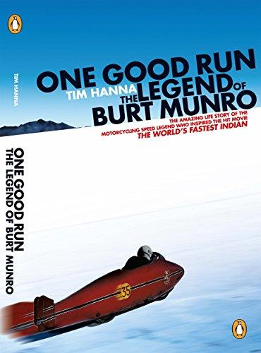 9780143019749: One Good Run: The Legend of Burt Munro