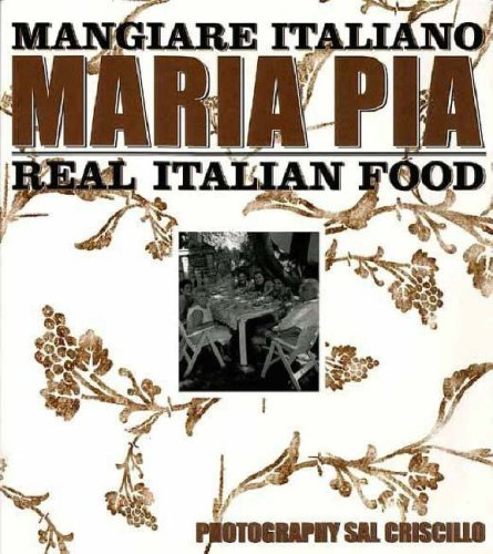 9780143020547: Mangiare Italiano: Real Italian Food