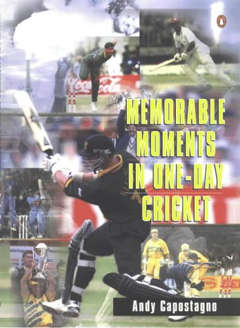 9780143024118: Memorable Moments in Day-to-Day Cricket