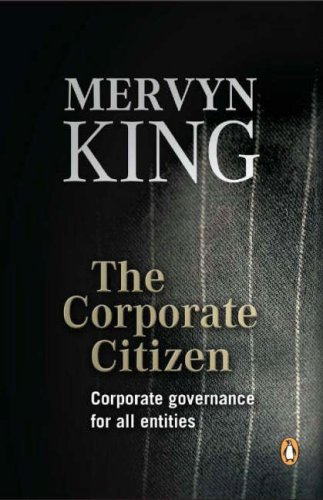 9780143025085: The Corporate Citizen