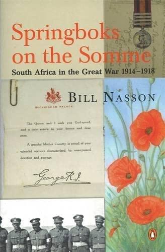 9780143025351: Springboks on the Somme