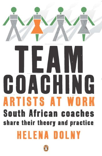 9780143025825: Team Coaching: Artists at Work