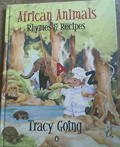 9780143026129: African Animals Rhymes & Recipes