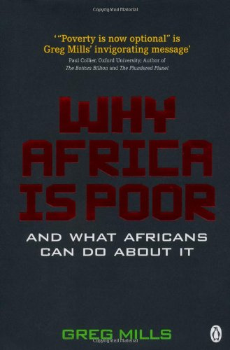 Why Africa Is Poor (0143026615) by Mills, Greg