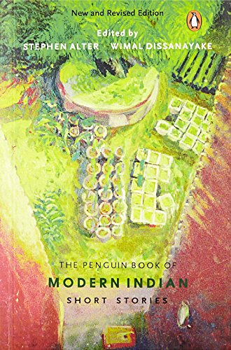 Stock image for The Penguin Book of Modern Indian Short Stories for sale by Housing Works Online Bookstore