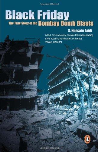 9780143028215: Black Friday: The True Story of the Bombay Bomb Blasts