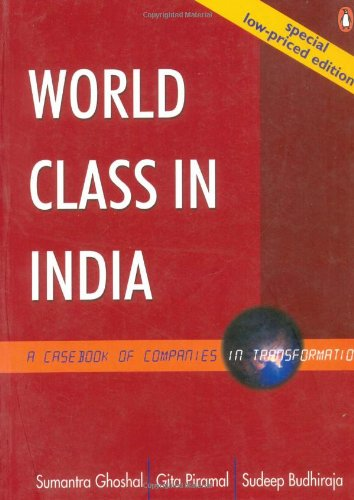 9780143028390: World Class In India