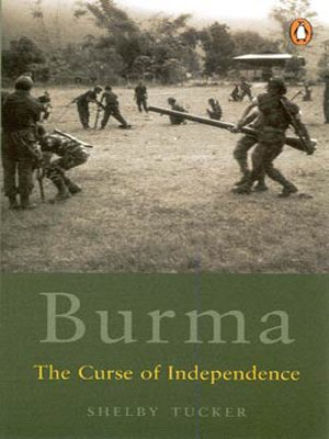 9780143028628: Burma: The Curse of Independence
