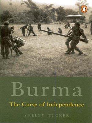 9780143028628: Burma: The Curse of Independence
