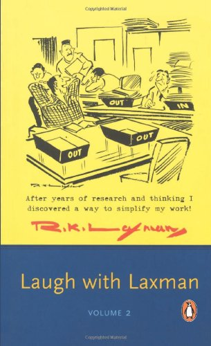 Laugh with Laxman, Volume 2: R.K. Laxman