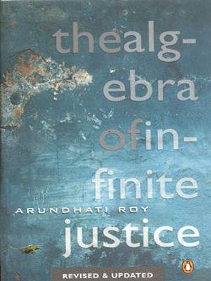 9780143029076: Algebra of Infinite Justice
