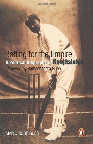 9780143029519: Batting for the Empire: A Political Biography of Ranjitsinghji