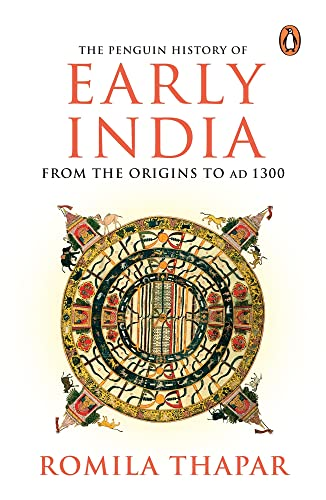 9780143029892: The Penguin History of Early India: From the Origins to AD 1300