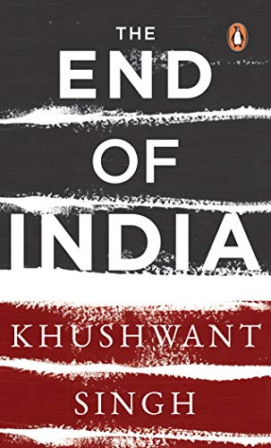 The End of India (Paperback)