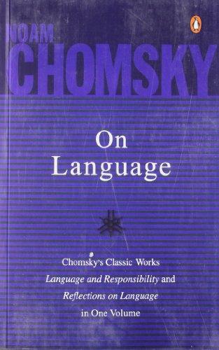 9780143030003: On Language
