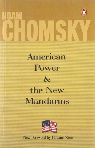 9780143030188: American Power and the New Mandarins
