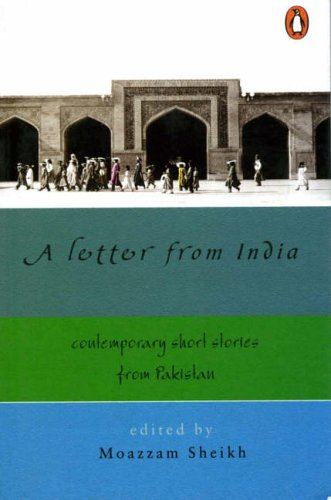 9780143030492: A Letter from India: Contemporary Short Stories from Pakistan
