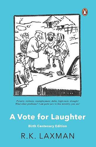 Vote for Laughter: R K Laxman