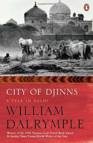 9780143031062: City of Djinns : A Year in Delhi