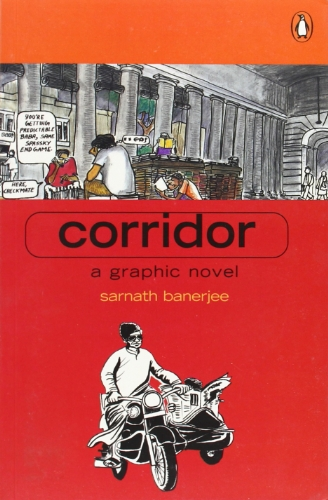 Set of 2: Corridor: A Graphic Novel & The Barn Owl's Wondrous Capers