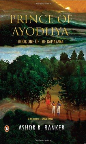 9780143033332: Prince of Ayodhya (Book One of the Ramayana)