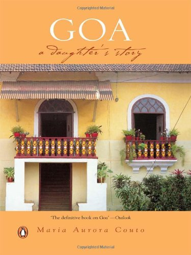 9780143033431: Goa: A Daughter's Story