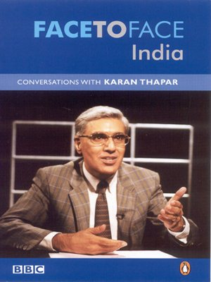 Face to Face India : Conversations With