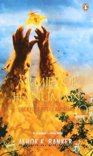 9780143033486: Armies of Hanuman - Book Four of the Ramayana