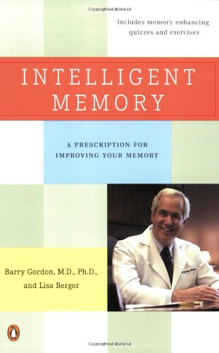 9780143034230: Intelligent Memory: A Prescription for Improving Your Memory