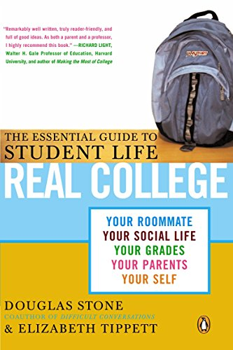 Real College: The Essential Guide to Student Life (9780143034254) by Douglas Stone; Elizabeth Tippett