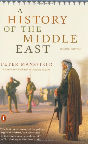 9780143034339: A History of the Middle East: Second Edition