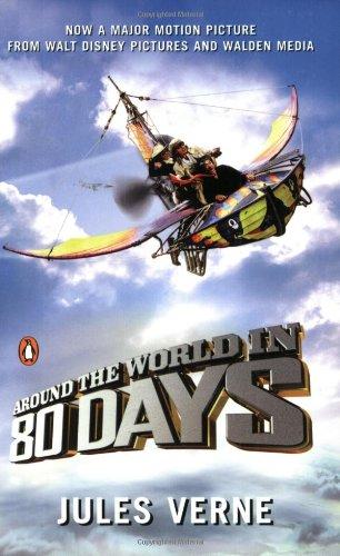 9780143034452: Around the World in Eighty Days