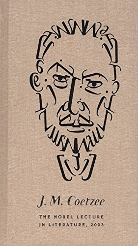 9780143034537: J.M. Coetzee the Nobel Lecture in Literature, 2003