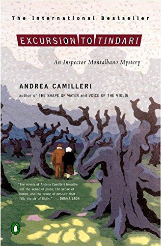 9780143034605: Excursion to Tindari: An Inspector Montalbano Mystery