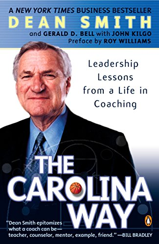 9780143034643: The Carolina Way: Leadership Lessons from a Life in Coaching