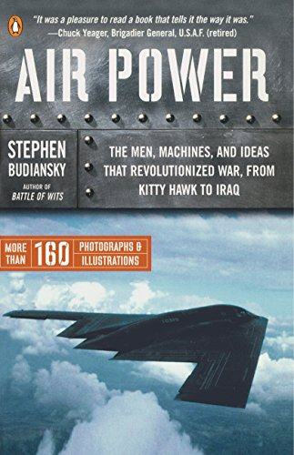 9780143034742: Air Power: The Men, Machines, and Ideas That Revolutionized War, from Kitty Hawk to Iraq