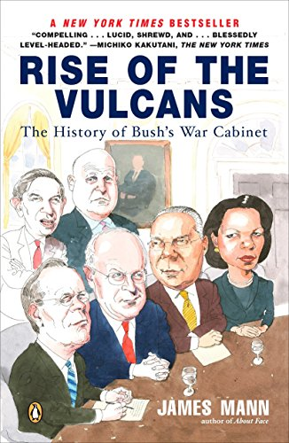 9780143034896: Rise Of The Vulcans: The History of Bush's War Cabinet