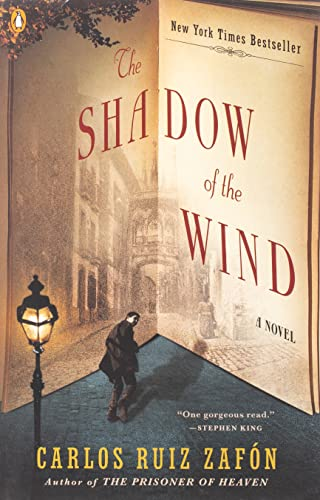 Shadow Of The Wind: Zafon, Carlos Ruiz; Translated by Graves, Lucia