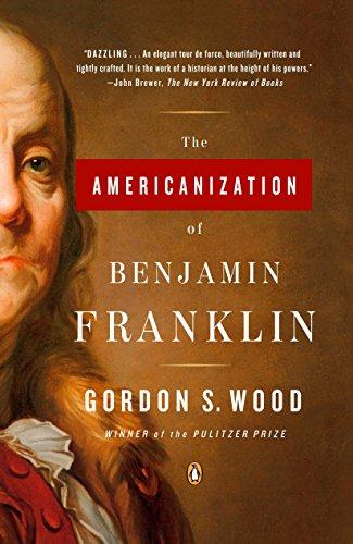 9780143035282: The Americanization of Benjamin Franklin