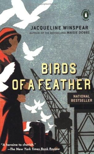9780143035305: Birds of a Feather (Maisie Dobbs, Book 2)